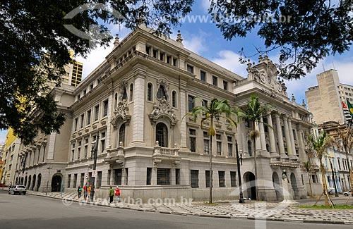 Assunto: Faculdade de direito do Largo São Francisco  / Local:  São Paulo - SP  / Data: 12/2009