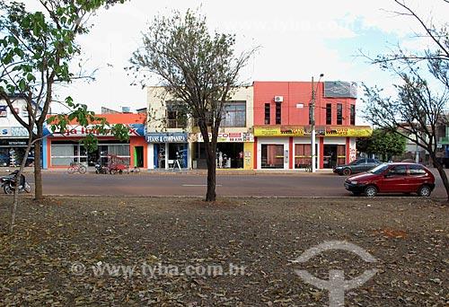 Assunto: Cidade de Canarana  / Local:  Canarana - Mato Grosso - MT  / Data: 07/2009