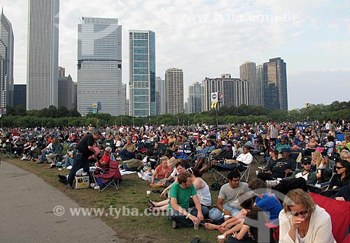 Assunto: Festival de jazz da cidade de Chicago  / Local:  Chicago - Illinois - Estados Unidos da América - EUA  / Data: 09/2009