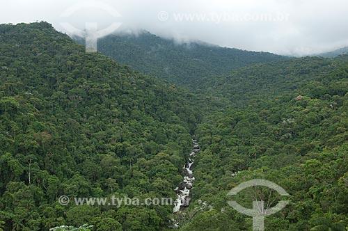 Assunto: Vista do Mirante do Último Adeus, no Parque Nacional do Itatiaia  / Local:  Rio de Janeiro - RJ - Brasil  / Data: 2008