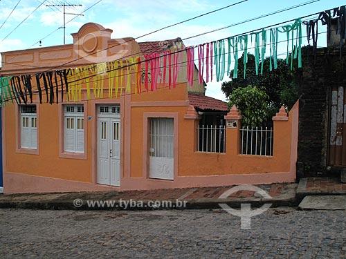 Assunto: Casario colonial na Ladeira da Misericórdia  / Local: Olinda - Pernambuco - PE - Brasil  / Data: 03/2011
