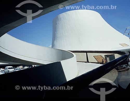 Assunto: Centro Cultural Le Havre / Local: Paris - França - Europa / Data: 02/2007