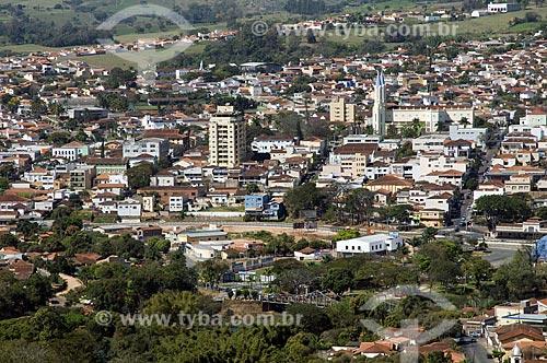 Assunto: Vista áerea da cidade / Local: São José do Rio Pardo - São Paulo (SP) - Brasil  / Data: 08/2009