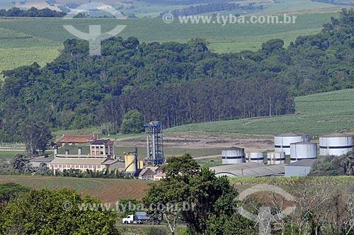 Assunto: Usina São José / Local: Piracicaba - São Paulo (SP) - Brasil  / Data: 10/2009