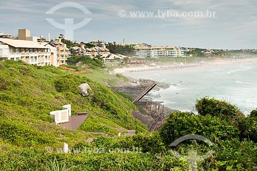 Assunto: Costão do Santinho Resort e Praia do Santinho / Local: Florianópolis - Santa Catarina (SC) - Brasil / Data: 29/01/2011