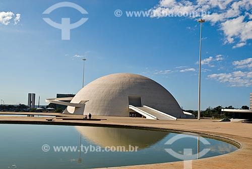 Assunto: Museu Nacional Honestino Guimarães / Local: Brasília - Distrito Federal (DF) - Brasil  / Data: 04/2010