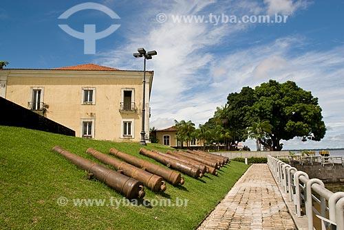 Assunto: Vista da Casa das Onze Janelas / Local: Belém - Pará (PA) - Brasil  / Data: 04/2010
