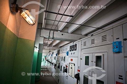 Assunto: Painel de Distribuição e Sub-Distribuição de energia elétrica do Mogi Shoppping  / Local: Mogi das Cruzes - São Paulo (SP) - Brasil / Data: 3/2011