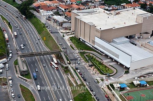 Assunto: Vista aérea do Raposo Shopping / Local: São Paulo  (SP) -  Brasil / Data: 03/2011