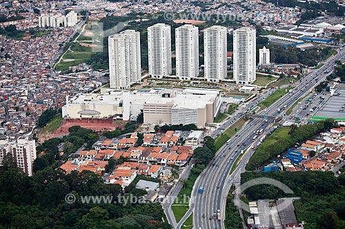 Assunto: Vista aérea da rodovia Raposo Tavares / Local: São Paulo  (SP) -  Brasil / Data: 03/2011
