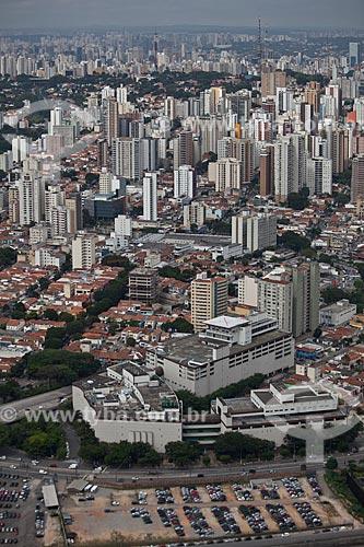 Assunto: Vista aérea do West Plaza Shopping / Local: São Paulo (SP) - Brasil / Data: 03/2011