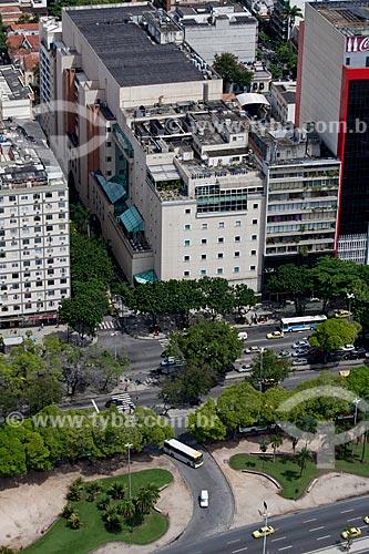 Assunto: Vista aérea do Botafogo Praia Shopping / Local: Botafogo - Rio de Janeiro (RJ) - Brasil / Data: 03/2011