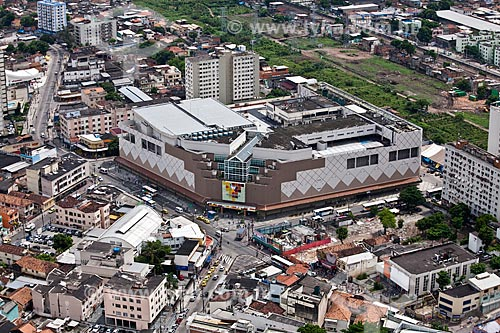 Assunto: Vista aérea do Madureira Shopping / Local: Madureira - Rio de Janeiro (RJ) - Brasil / Data: 03/2011
