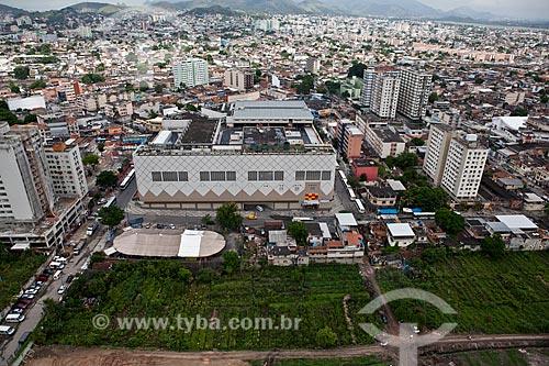 Assunto: Vista dos fundos do Madureira Shopping / Local: Madureira - Rio de Janeiro (RJ) - Brasil / Data: 03/2011