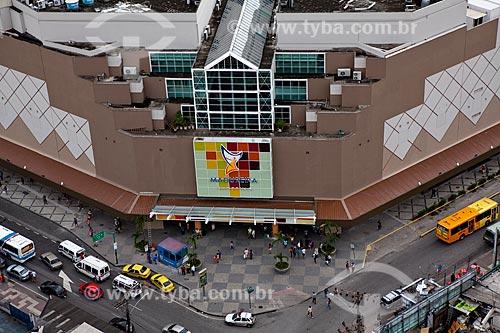 Assunto: Vista aérea da fachada do Madureira Shopping / Local: Madureira - Rio de Janeiro (RJ) - Brasil / Data: 03/2011