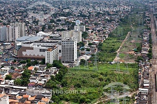 Assunto: Vista aérea do Madureira Shopping e terreno da Via Light / Local: Madureira - Rio de Janeiro (RJ) - Brasil / Data: 03/2011