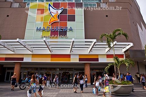 Assunto: Fachada do Madureira Shopping / Local: Madureira - Rio de Janeiro (RJ) - Brasil / Data: 03/2011