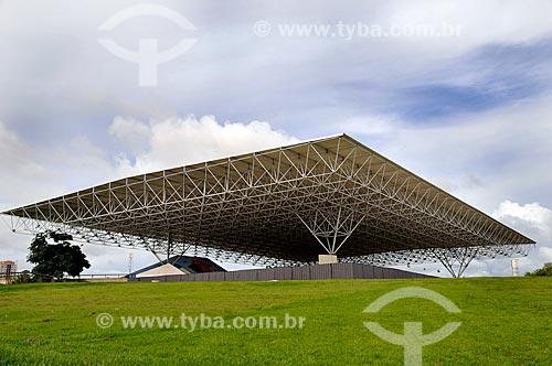 Assunto: Espaço Cultural José Gomes Sobrinho / Local: Palmas - Tocantins (TO) - Brasil / Data: 02/2011