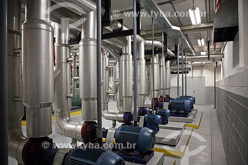 Assunto: Sistema de ar-condicionado do Itaú Power Shopping / Local: São Paulo (SP) - Brasil / Data: 03/2011