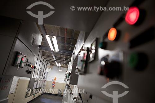 Assunto: Painel de distribuição de energia elétrica do Itaú Power Shopping / Local: Belo Horizonte - Minas Gerais (MG) - Brasil / Data: 03/2011