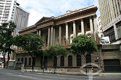 Assunto: Antiga sede do Banco Central na Avenida Rio Branco / Local: Centro - Rio de Janeiro (RJ) - Brasil  / Data: 02/2011