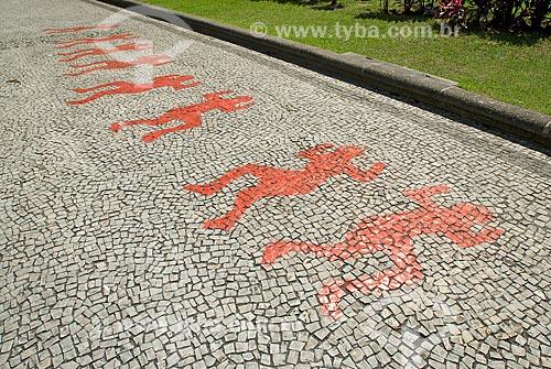 Assunto: Marcas da chacina da Igreja de Nossa Senhora da Candelária / Local: Centro - Rio de Janeiro (RJ) - Brasil  / Data: 09/2009