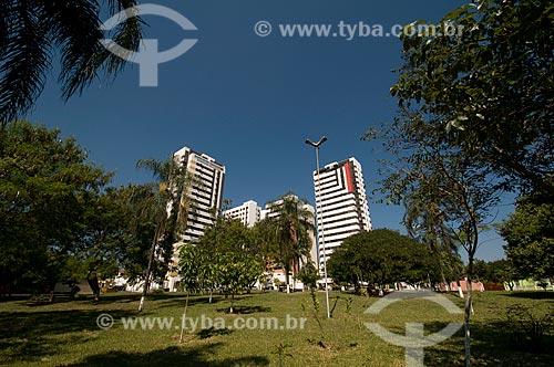 Assunto: Edifícios da cidade de Bauru / Local: Bauru - São Paulo (SP) - Brasil / Data: 04/2010