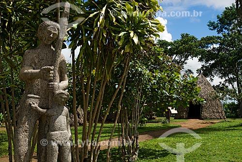 Assunto: Quilombo dos Palmares - Serra da Barriga  / Local: União dos Palmares - Alagoas (AL) - Brasil / Data: 04/2010