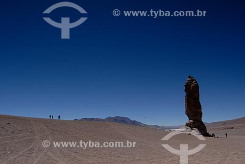Assunto: Monge de la Pakana ou Sentinela de la Pakana / Local: Chile - América do Sul / Data: 01/2011