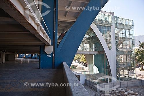 Assunto: Vista do Estádio Jornalista Mário Filho  (Maracanã)  -  em obras preparatórias da Copa do Mundo de 2014  / Local: Rio de Janeiro  (RJ)  -  Brasil / Data: 02/2011
