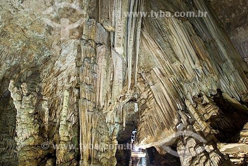 Assunto: Caverna do Diabo - Parque Estadual de Jacupiranga / Local: Eldorado - São Paulo (SP) - Brasil / Data: 02/2009