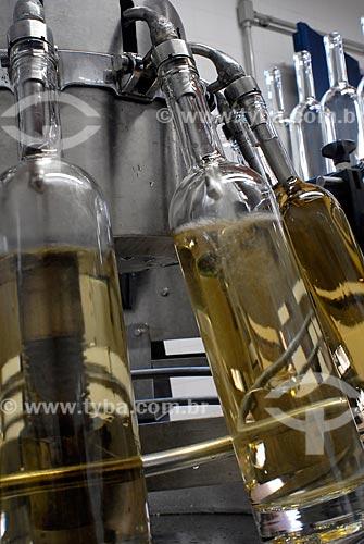 Assunto: Indústria de bebidas - Linha de produção / Local: Nova Friburgo - Rio de Janeiro (RJ) - Brasil / Data: 05/2005