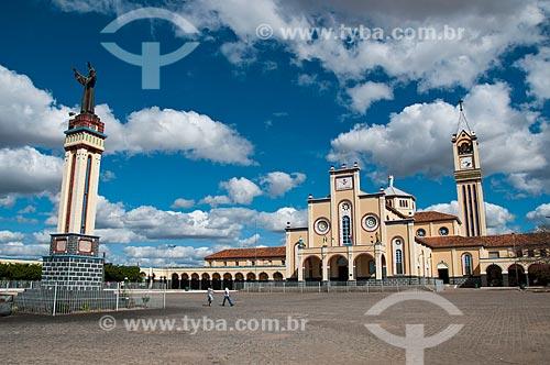 Assunto: Santuário de São Francisco de Assis / Local: Juazeiro do Norte - Ceará (CE) - Brasil / Data: 08/2010