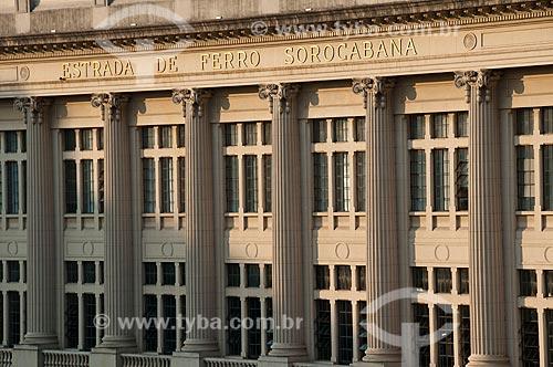 Assunto: Fachada da Sala São Paulo - Sede da Orquestra Sinfônica do Estado de São Paulo / Local: São Paulo (SP) - Brasil / Data: 09/2010