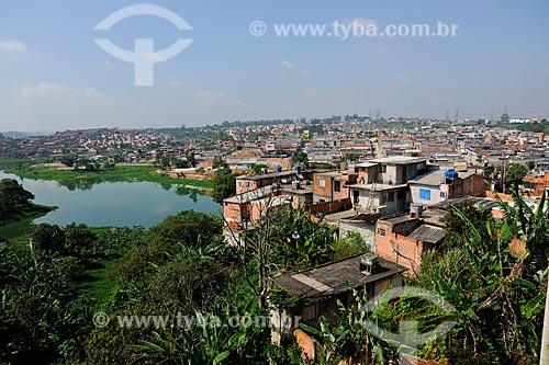 Assunto: Programa Mananciais - Remoção das casas de áreas invadidas e de risco das margens da Represa Billings / Local: Cantinho do Céu - São Paulo (SP) - Brasil / Data: 12/2010
