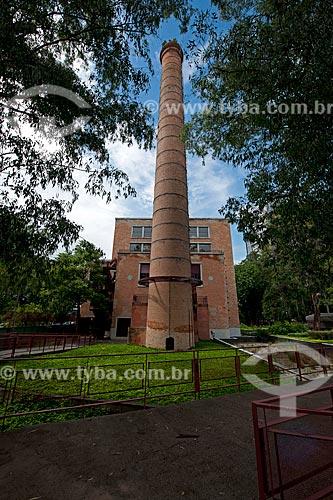 Assunto: Praça Victor Civita - antigo lixão e incinerador do bairro de Pinheiros / Local: São Paulo (SP) - Brasil / Data: 01/2001