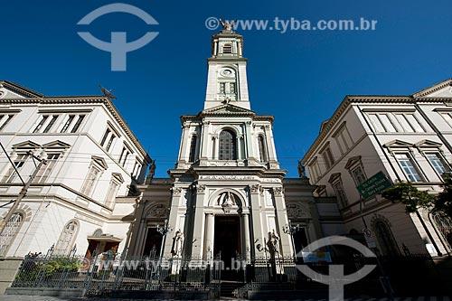 Assunto: Liceu e Igreja Sagrado Coração de Jesus / Local: Campos Elíseos - São Paulo (SP) - Brasil / Data: 02/2011