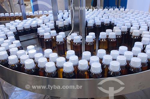 Assunto: Laboratório farmacêutico -  Farmanguinhos - Fundação Oswaldo Cruz / Local: Jacarepaguá - Rio de Janeiro (RJ) - Brasil / Data: 08/2010