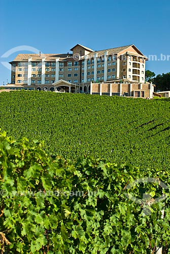 Assunto: Vinícola Miolo - Hotel & Spa do Vinho Caudalie / Local: Bento Gonçalves - Rio Grande do Sul (RS) - Brasil / Data: 02/2009