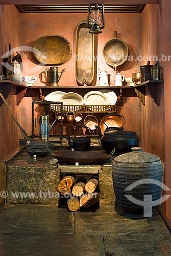 Assunto: Interior do Museu de Artes e Ofícios / Local: Belo Horizonte - MInas Gerais (MG) - Brasil / Data: 02/2008