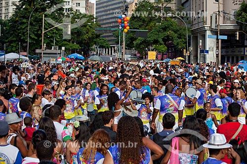 Assunto: Carnaval de Rua - Bloco Bôemios da Senado / Local: Centro - Rio de Janeiro (RJ) - Brasil / Data: 03/2011