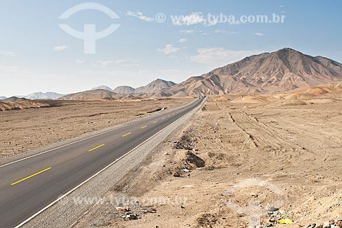 Assunto: Rodovia Panamericana Norte (Carretera Panamericana Norte)  / Local: Huarney - Departamento de Ancash - Peru - América do Sul / Data: 06/05/2011