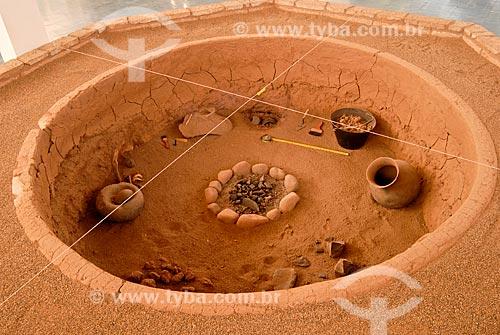 Assunto: Museu arqueológico Gustavo La Paige / Local: San Pedro de Atacama - Norte do Chile - América do Sul / Data: 01/2011