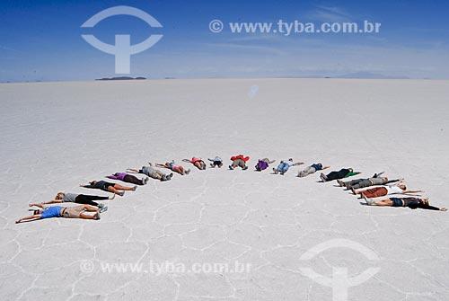 Assunto: Salar de Uyuni - Altiplano boliviano / Local: Bolívia - América do Sul / Data: 01/2011