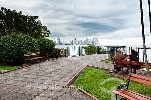 Assunto: Casco Antiguo / Local: Cidade do Panamá - Panamá - América Central / Data: 08/2011