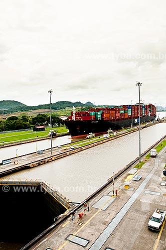 Assunto: Canal do Panamá / Local: Cidade do Panamá - Panamá - América Central / Data: 09/2011