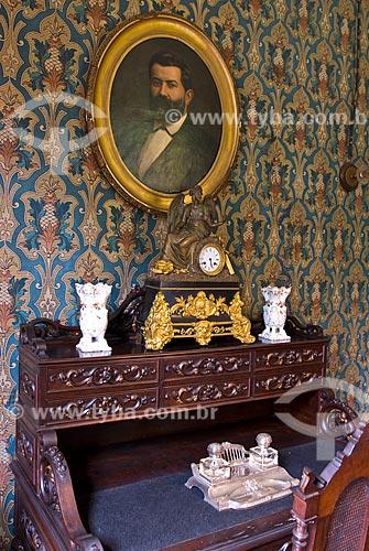 Assunto: Interior do Museu Mariano Procópio / Local: Juiz de Fora - Minas Gerais (MG) - Brasil / Data: 02/2008