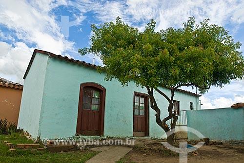Assunto: Brasil; RS; Piratini; casa de Bento Gonçalves, revolução farroupilha / Local:  / Data: 2010