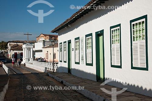 Assunto: Museu e casa da poetisa Cora Coralina / Local: Goiás - Goiás (GO) - Brasil / Data: 07/2011
