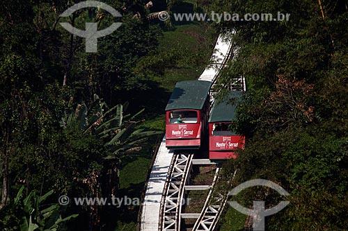 Assunto: Funicular de Monte Serrat  / Local: Santos - São Paulo (SP) - Brasil / Data: 08/2011